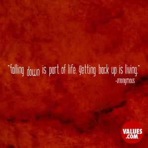 An inspiring quote about #determination from www.values.com # ...