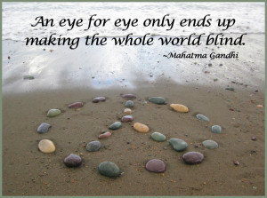 Making The Whole World Blind