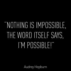 Audrey Hepburn #wisdom #quotes