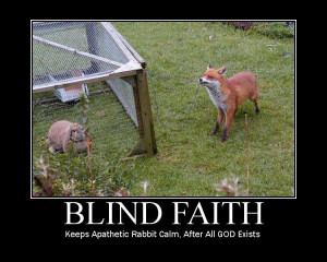 Fox Blind Faith