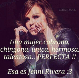 Go Back > Gallery For > Jenni Rivera Quotes In Spanish