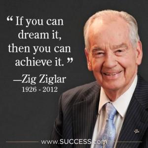 Top 10 Zig Ziglar quotes | Living the Balanced Life