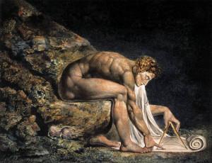 William Blake, Newton,