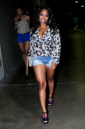 Thread: Keshia Knight-Pulliam -- How Many Of You Would TOUCH THIS ...