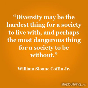 Diversity Quotes Diversity