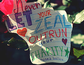 Quotes about Zeal