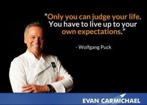 ... Wolfgang Puck - more Wolfgang Puck at http://www.evancarmichael.com