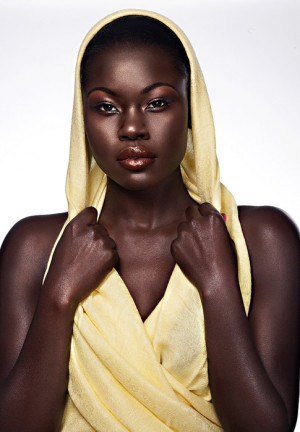 BLACK SKINNED BEAUTIES-QUEEN MOTHERS OF THE BLACK RACE! - FROM DAWNALI ...
