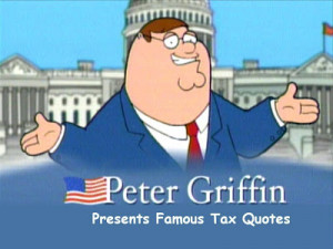 Peter Griffin's