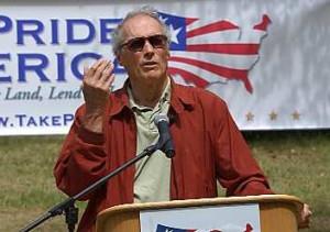 Clint Eastwood - Take Pride in America
