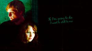 Katniss Everdeen Katniss and Peeta Mellark