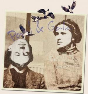 Paul Eluard et Gala