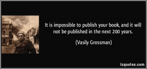 Quotes by Vasily Grossman