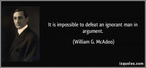 More William G. McAdoo Quotes