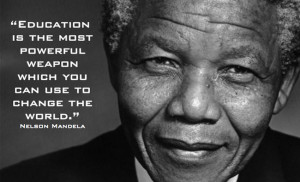 10 Nelson Mandela Quotes to Honor His Legacy