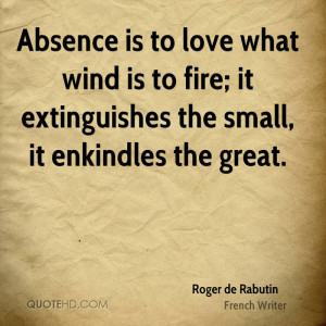 Absence Love What Wind Fire