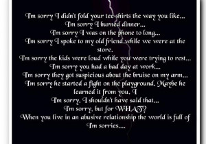 am sorry quotes for boyfriend wallpapers