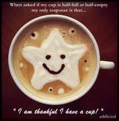 Morning quotes : Be grateful! Happy Thursday to all! #coffee More