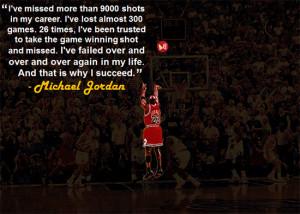Michael Jordan Picture Quote-5