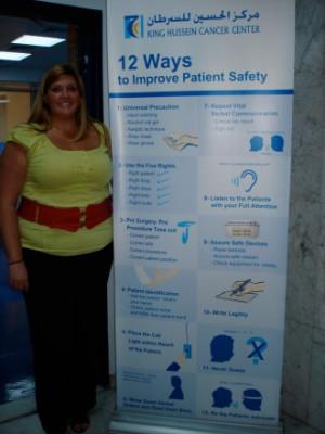 Jordan Fam Trip- Patient Safety