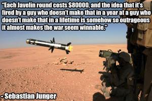 Sebastian Junger On War