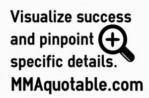 Quotes On Success Visualizing. QuotesGram |Visualize Success Quotes
