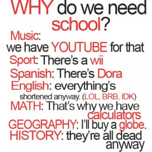 Quotes About School Funny Quotes About Kids Funny Quotes About Life ...