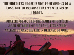 Cowboy Quotes. Sayings About Cowboys. View Original . [Updated on 10 ...