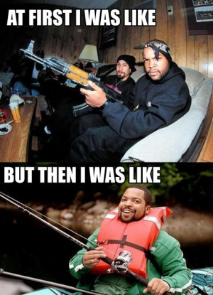 Tale Of Two Cubes: Family-Friendly vs. N.W.A. Ice Cube