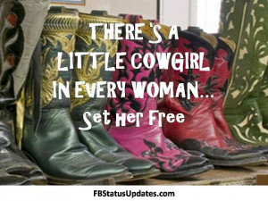 Funny Cowgirl Quotes Pictures