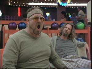 Walter Sobchack (John Goodman), The Big Lebowski