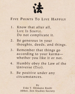 quotes science kindness laughter ptv zen omam happy quotes HAPPINESS ...