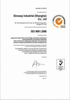 SHANGHAI CO LTD invited world well known certificatepany SGS