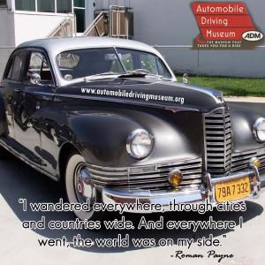 FamilyActivities #ClassicCars #CarMuseum #LosAngelesCA