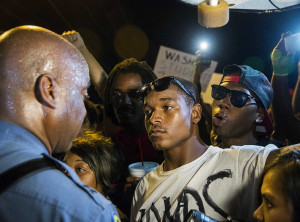 ... Discourse: Wash U Hosts Panel in Response to Michael Brown Shooting