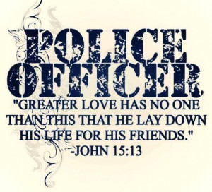 Quote for thin blue line tattoo?