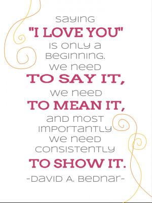 Lds Marriage Quotes Lds Love Quotes