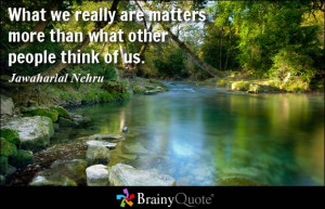 Matters Quotes