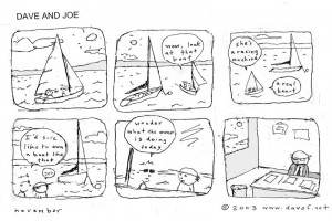 bad day sailing is 100 times better than a good day at work