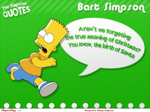 the simpsons quotes bart