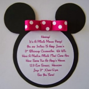 minnie mouse birthday sayings