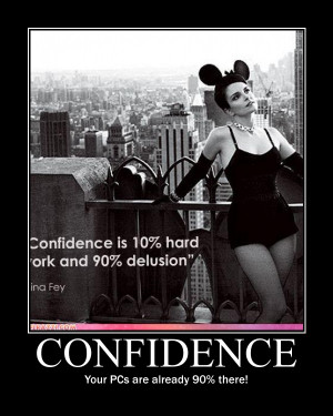 Tina Fey Quotes Confidence Gis for