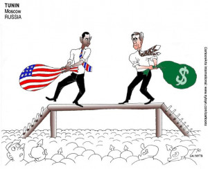 CARTOONS: How To Win An Election In America, France And Syria