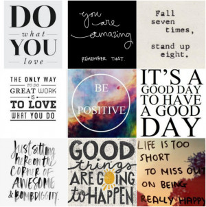 ... Positive mind quote, positive vibes Instagram feed, positive life