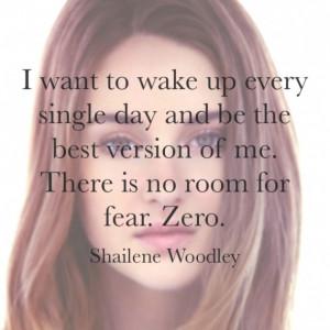 Shailene Woodley Words of Wisdom for Your Instagram