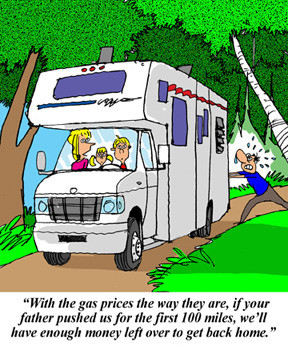 Funny RV Cartoons