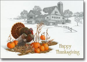 Thanksgiving Quotes To Remember