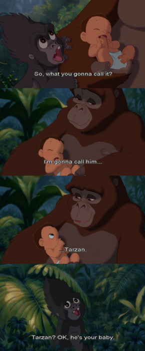 Tarzan Quotes Tumblr Tagged: kala, disney tarzan,