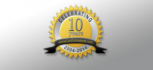 Celebrating 10 Years In Business Celebrating 10 years in