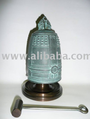 View Product Details: Japanese Small Temple Bell (Kane)